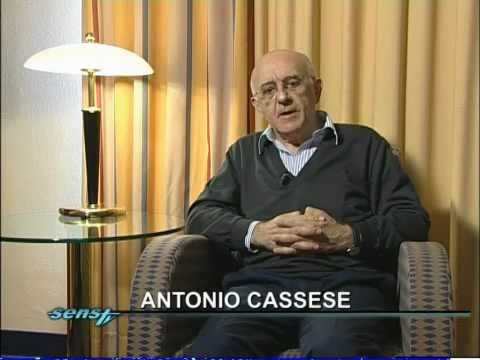 Sense News Agency Tribute to Antonio Cassese