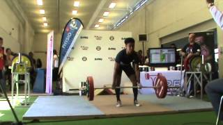YOUTHTOWN BARBELL: John Carlos Duran Auckland Powerlifting Championships 2014
