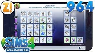 Sims 4 [Großstadtleben]: Leah, die Obervampirin #964 | Let