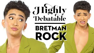 Bretman Rock Answers Tough Questions About Kylie Cosmetics, Turtles & More   Highly Debatable   GH