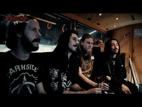 CAMBION Interview - Bloodstock 2016