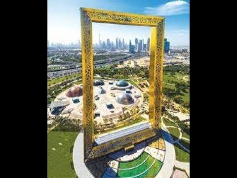 Dubai Frame,UAE