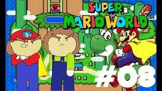 Super Mario World: Wierd Dreams - PART 8 - Grump Kids