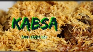 Kabsa Saudi Recipe _ How to Make Kabsa _ International Cuisines
