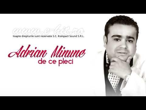 Adrian Minune - De ce pleci (Manele Vechi)