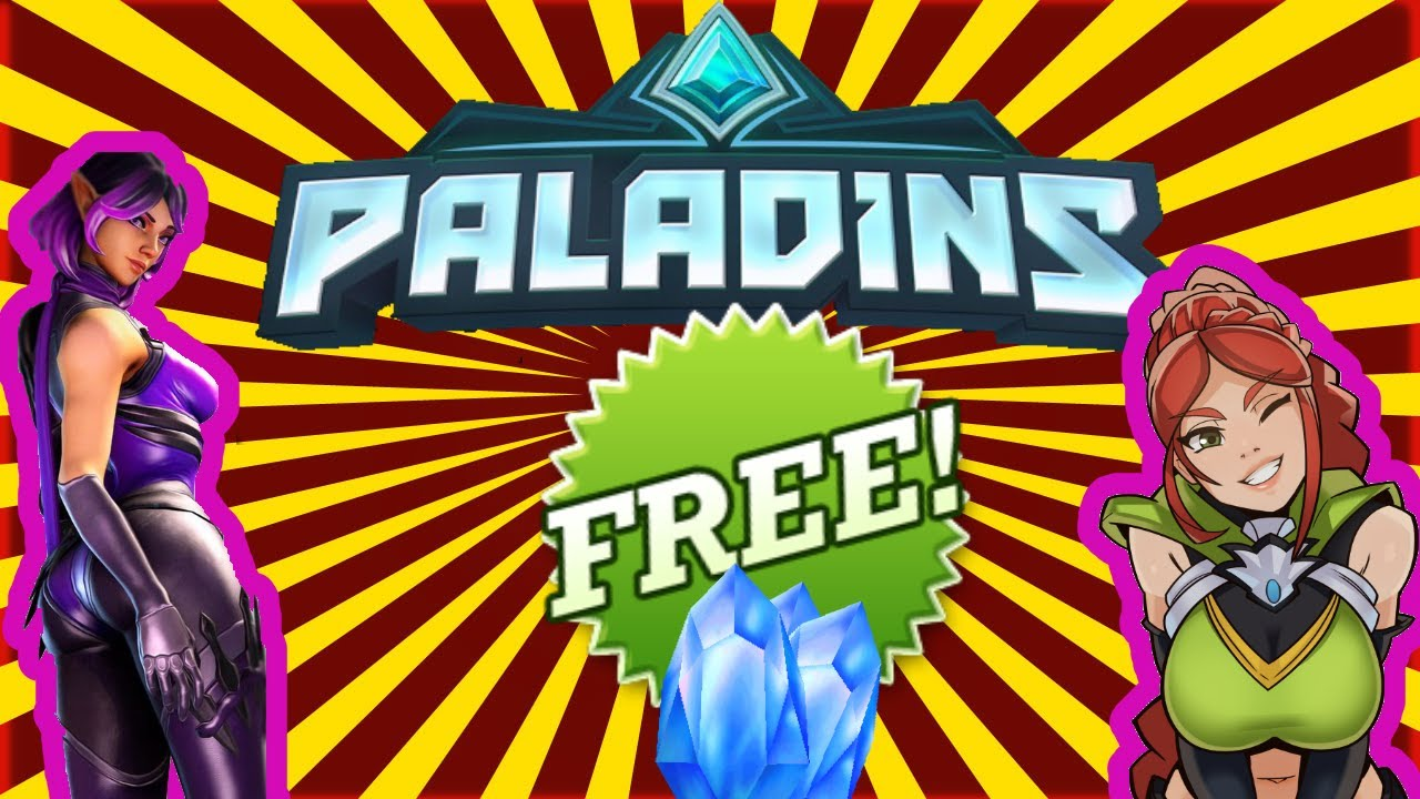 Paladins Mac Download