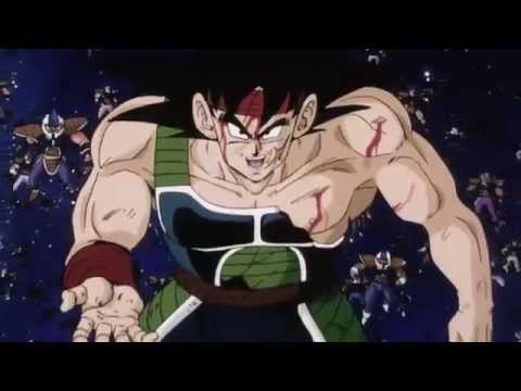 Bardock Tribute AMV Linkin Park - All For Nothing
