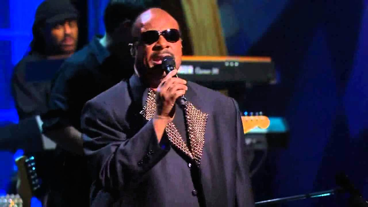 stevie wonder rock and roll hall of fame 25th anniversary