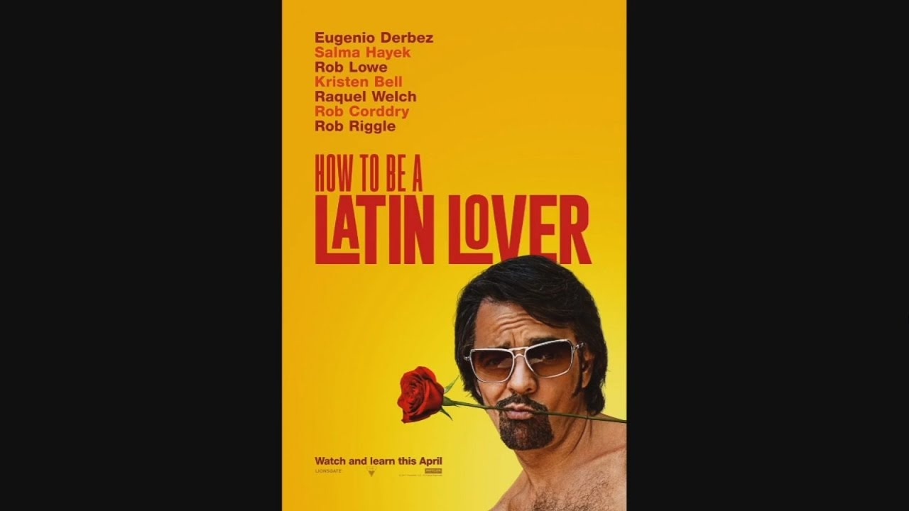 How To Be A Latin Lover Trailer #2 (2017)
