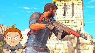 Just Cause 3 Pc 1080p MAXED OUT GTX 980 TI FPS Performance Test
