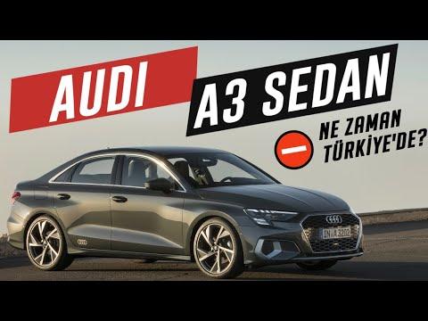 Audi A3 Sedan Yenilendi – 2020 Yeni Audi A3 Sedan İncelemesi
