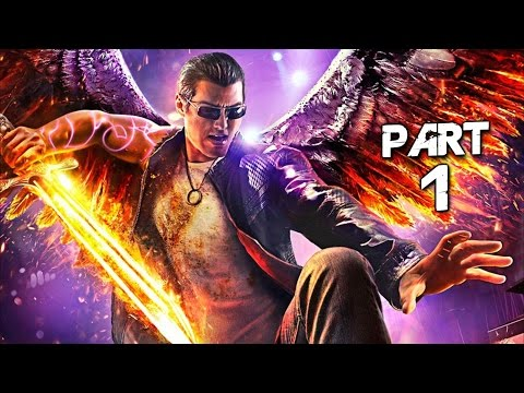 Saints Row Gat Out of Hell Walkthrough Gameplay Part 1 - Outta Hell (PS4) letöltés