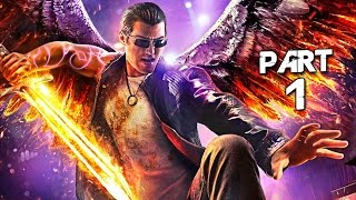 Saints Row Gat Out of Hell Walkthrough Gameplay Part 1 - Outta Hell (PS4)