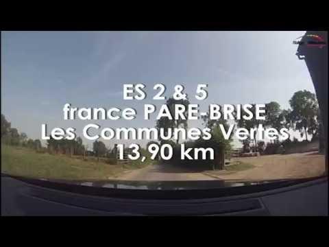 ES 2 & 5 france PARE-BRISE Les Communes Vertes