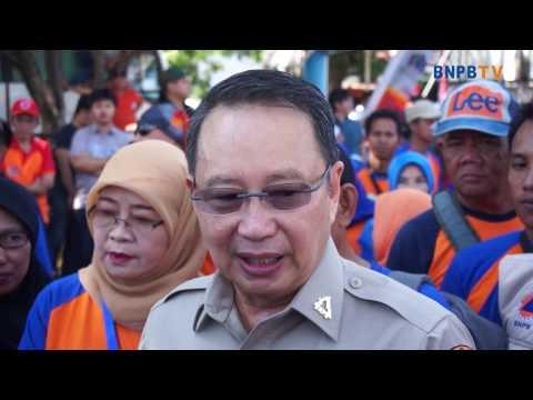 ACDM, AMMDM, ADDM, Peringatan Bulan PRB Dan Tangguh Award 2016 Di Manado