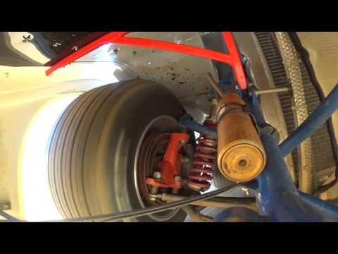 RF suspension cam dirt late model