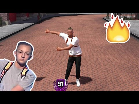 Download Youtube: THE BACKPACK KID ON NBA 2K18!