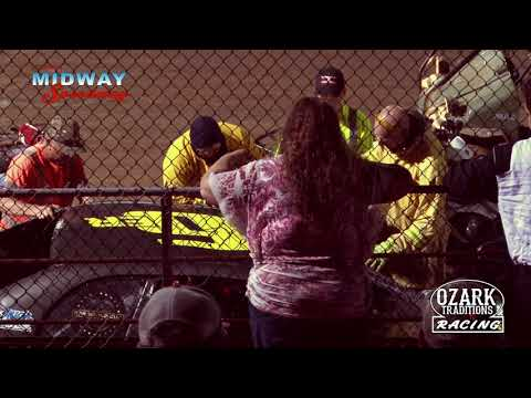 LEBANON MIDWAY SPEEDWAY HORNETS HEAT/FEATURE - 6- 21-2019