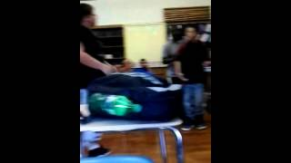 Boy gets punched in face at eastern high school