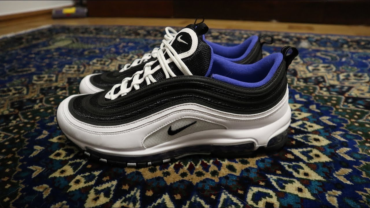 half off cb66e 90baf Nike Air Max 97 Persian Violet - Review & On Foot