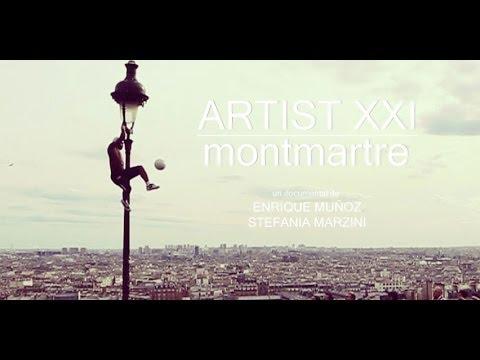 ARTIST XXI - MONTMARTRE (documental)