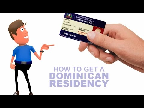 Steps to Get a Dominican Residency