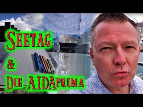 AIDAprima-Vlog 5.Tag - Seetag & Die AIDAprima