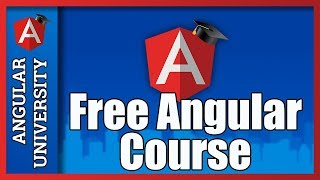 💥 Free Angular for Beginners Course