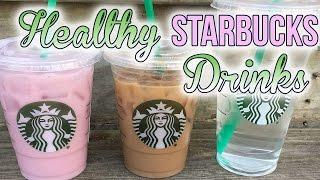 HEALTHY STARBUCKS DRINKS | PART 1 | WITH MACROS