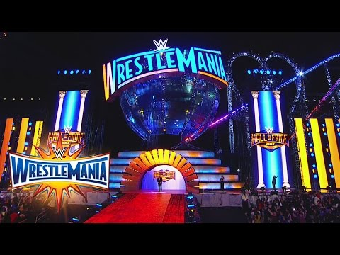Thumbnail: WWE of Fame Class of 2017 Inductees are honored at WrestleMania 33