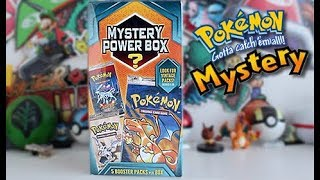 Opening A *NEW* Mystery Power Box!!!