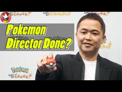 Pokemon Director Masuda Will Step Down After Pokemon Let's GO? thumbnail