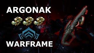 Warframe - Quick Look At Argonak