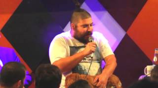 Fat Jew's Disastrous Sweet 16 Appearance — Running Late with Scott Rogowsky