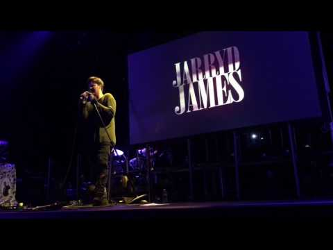 Jarryd James - Sure Love LIVE HD (2016) Los Angeles The Novo