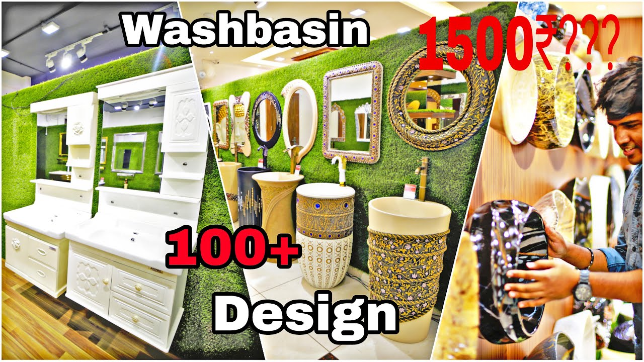 New modern Wash basin at factory price | More than 1000+ design of Counter top wash basin |  Ep 06