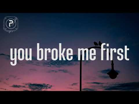 Download Tate McRae - you broke me first (2020 / 1 HOUR LOOP)