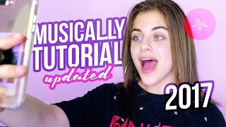 UPDATED MUSICAL.LY TUTORIAL 2017 | Baby Ariel