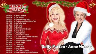 Dolly Parton & Anne Murray: Christmas Songs Playlist - Best Country Christmas Songs 2019