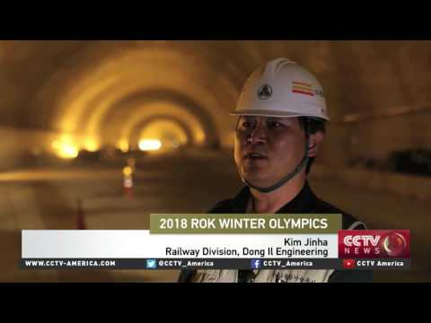 Preparation begin for Winter Olympics in Pyeongchang
