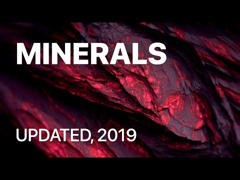 Introduction to Minerals (2019)
