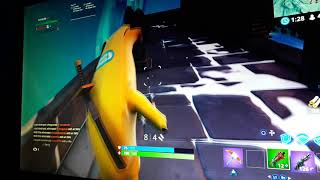Novo bug na temporada Fortnite 9 invisível Wall