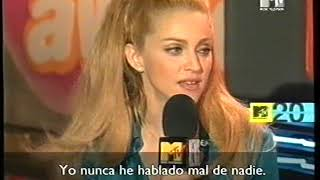 MTV 20 - Courtney Love + Madonna: Who Let the Cats Out