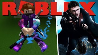 HARRY POTTER IN ROBLOX?! ft. Danny