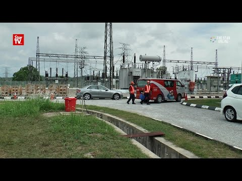 TNB: Substation maintenance work to be fully completed by midnight