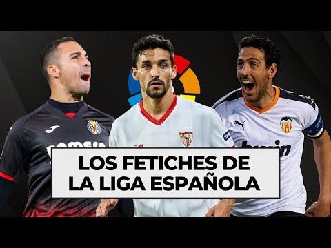 LOS FETICHES DE LA LIGA |Con Charlas de Fútbol