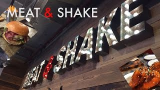 Meat & Shake: Burgers, Wings and Fries