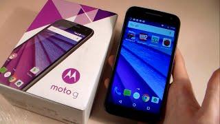 Обзор Motorola Moto G (XT1550)