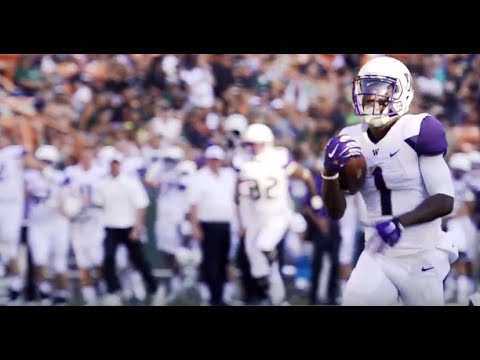 Washington Huskies Football - 2016 Hype Video