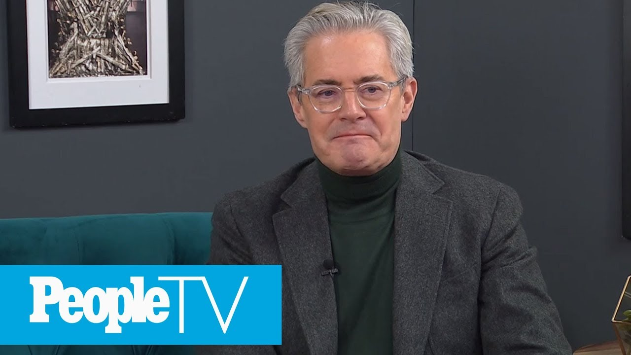 Kyle MacLachlan Reminisces About His 'Sex And The City' Character | PeopleTV